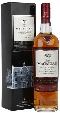 Macallan Whisky Maker's Edition - Pillar 1