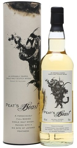 "Peat's Beast - Intensely Peated ""Fox Fitzgerald"""
