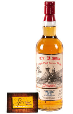 """Tamdhu 9 Years Old - Cask Strenght (2006-2015) """"The Ultimate"""""""