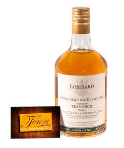 """Teaninich 12 Years Old """"Lombard"""""""