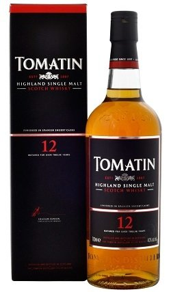 Tomatin 12 Years Old
