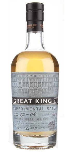 "Great King Street - EXP. TR-06 ""Compass Box"""