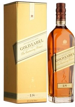 Johnnie Walker Gold Label 18 Years Old - The Centenary Blend