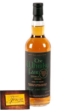 "Invergordon 43 Years Old ""The Whisky Fair"""