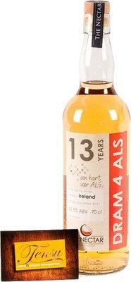 Irish Single Malt 13 Years Old - Dram 4 ALS