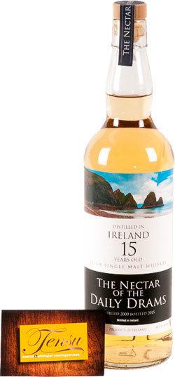 "Irish Single Malt 15 Years Old (2000-2015) - Daily Drams ""The Nectar"""