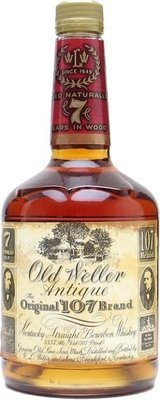 Old Weller Antique 7 Years Old - Barrel Proof