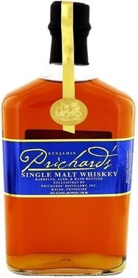 Prichard's Tennessee Single Malt Whiskey