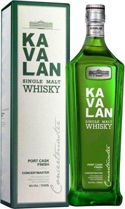 Kavalan Concertmaster (Port Cask Finish)