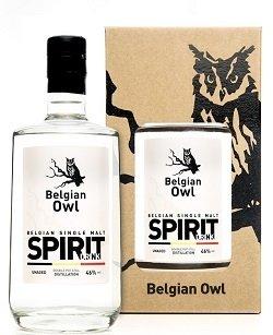 Belgian Owl New Make Spirit