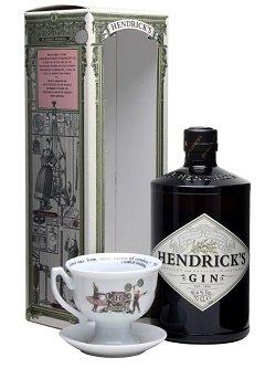"Hendrick's Gin ""Giftpack Teacup"""