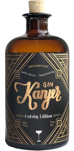 """Kanjer Gin """"Gatsby Edition"""""""
