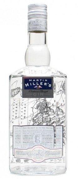 "Martin Miller's ""Westbourne Strength"" Gin"
