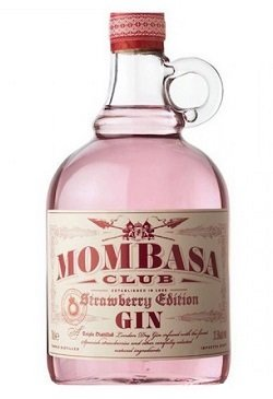 "Mombasa ""Strawberry Edition"" Gin"