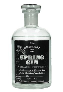Spring Gin Black Pepper