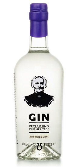 Wagging Finger Gin V2.0