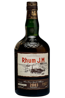 Rhum J.M. 12 Years Old