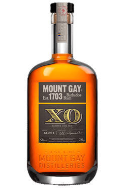 "Mount Gay XO ""Extra Old"""