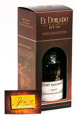 "Port Mourant 20 Years Old (1997-2017) ""El Dorado"""