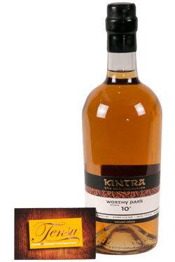 "Worthy Park 10 Years Old Jamaica Rum (2006-2016) ""Kintra"""
