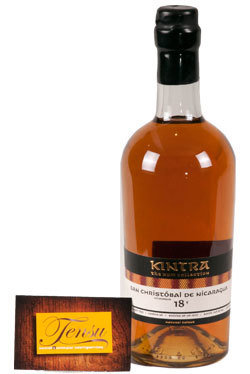 "Kintra Port Mourant 12 Years Old ""Guyana Vintage 2005"""