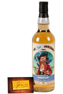 "The Rum Mercenary Barbancourt 13 Years Old ""Barbancourt Vintage 2004"""