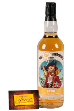 """The Rum Mercenary Enmore 27 Years Old """"Guyana Vintage 1990"""""""