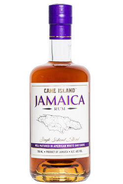 "Cane Island Rum - Jamaica ""Single Island Blend"""