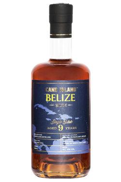 "Cane Island Rum - Travellers Distillers 9 Years Old ""Single Estate Belize"""