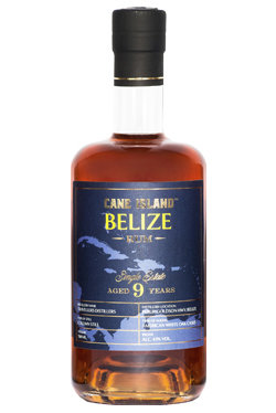Cane Island Rum - Travellers Distillers 9 Years Old