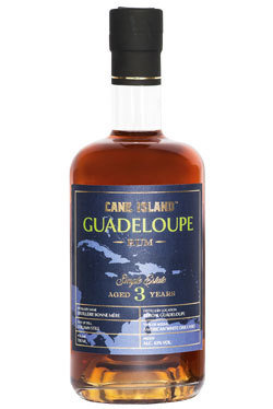 Cane Island Rum - Distillerie Bonne Mère 3 Years Old