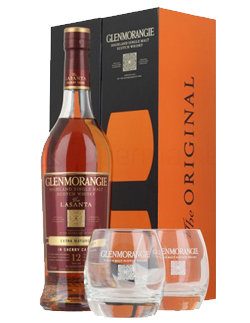 Glenmorangie 12 Years Old - Lasanta