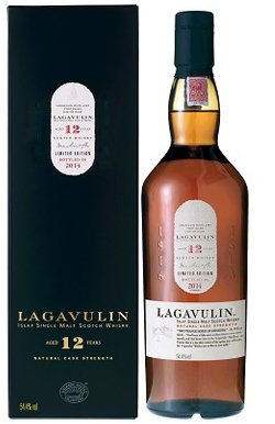 Lagavulin 12 Years Old - Cask Strenght (2002-2014)