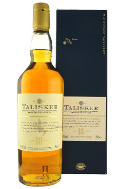 Talisker 18 Years Old