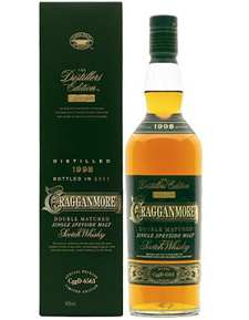 Cragganmore 12 Years Old - Distillery Edition (1998-2011)
