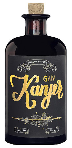 "Kanjer Gin ""Gold Edition"""