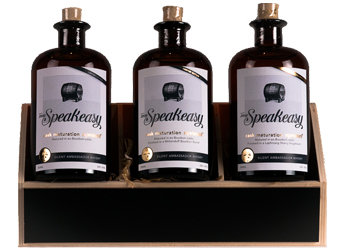 Tensu Speakeasy - Cask Maturation Giftpack