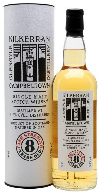 "Kilkerran 8 Years Old ""Cask Strength"""