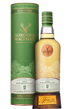 "Balblair 12 Years Old - Discovery Range ""Gordon & MacPhail"""