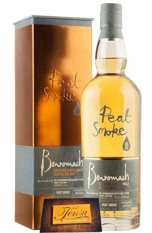 Benromach Peat Smoke 2008-2017