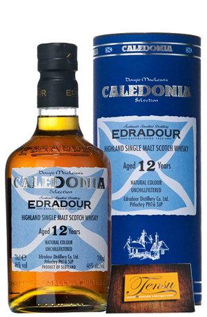 Edradour 12 Years Old Caledonia