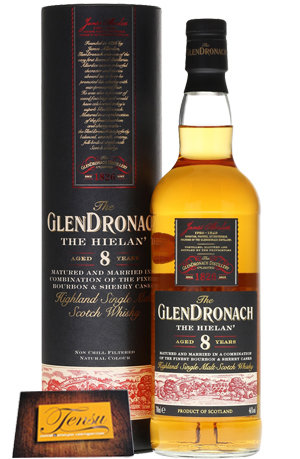 "GlenDronach 8 Years Old ""The Hielan"""
