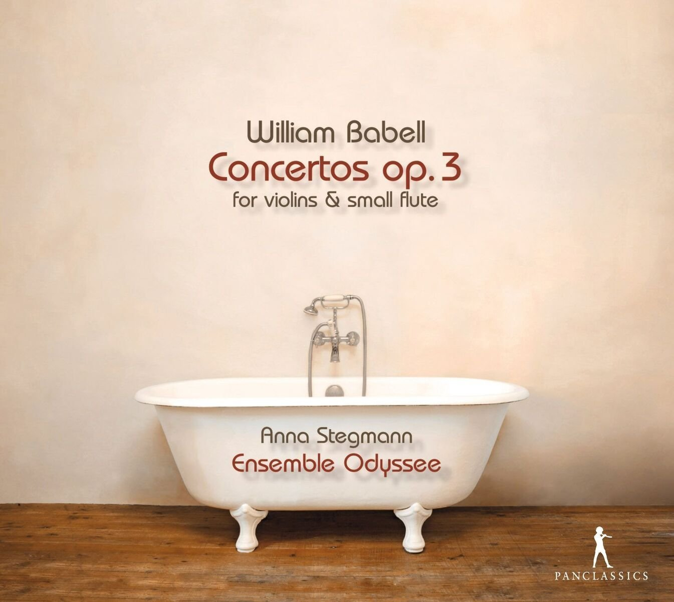 William Babell: Concertos op. 3