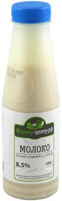 Молоко сгущенное цельное с сахаром 8.5% 0.5кг