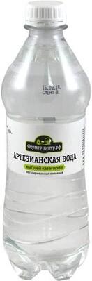 Питьевая вода высшей категории без газа 0.5л