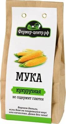 Мука безглютеновая кукурузная 500г