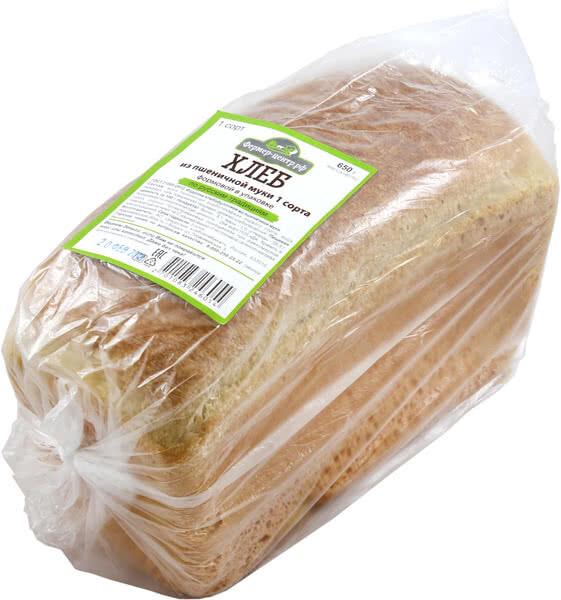 Хлеб Из пшеничной муки 1 с 650г