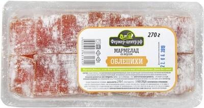 Мармелад со вкусом облепихи, 270г