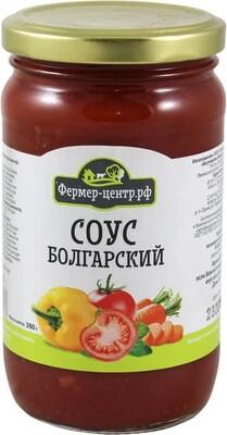 Соус Болгарский овощной, 380г