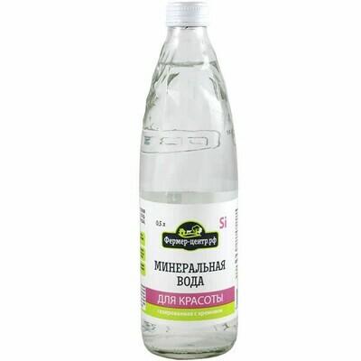 Минеральная вода Для красоты, 0.5л